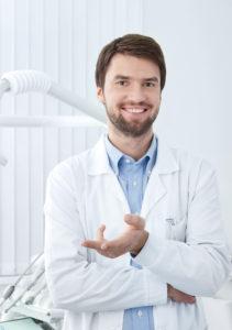 Smiley dentist